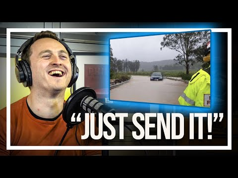 """Why You Never """"Just Send It"""" Through Flood Water    Your Car Stories"""