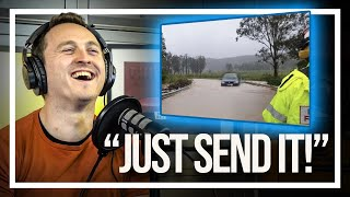 "Why You Never ""Just Send It"" Through Flood Water  