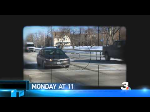 Life Saver or Money Maker: The Traffic Camera Controversy - Monday(2/15) at 11pm