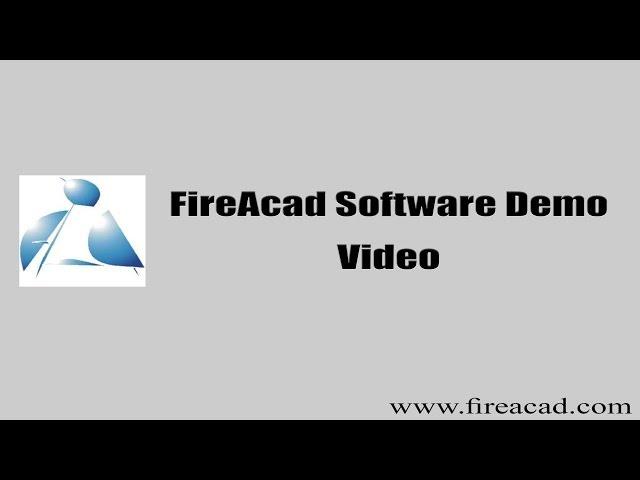 FireAcad Software Video 2014