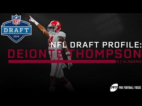 best service 08a08 097fe NFL Draft Profile: Deionte Thompson | PFF