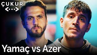 Unutulmaz Sahneler  Azer vs Yamaç