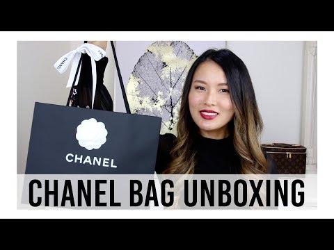 CHANEL BAG UNBOXING 2018 | Chanel rectangular mini flap bag | Isabelle Ahn