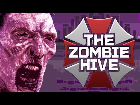 THE ZOMBIE HIVE ★ Left 4 Dead 2 Mod (L4D2 Zombie Games)