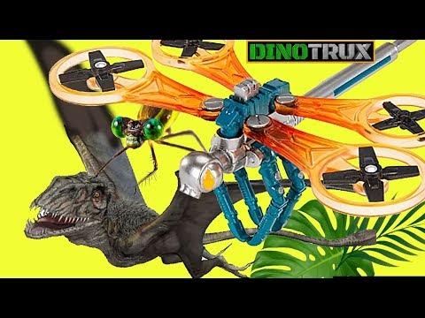 Машинки и Динозавры - Дино Диггер - мультик игра для детей и малышей #динозавры #машинки