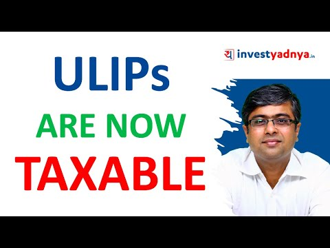 ULIPs are now