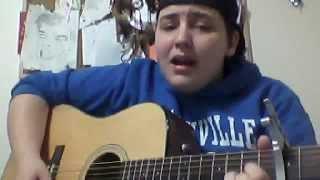 Hazy-Rosi Golan(Acoustic cover)
