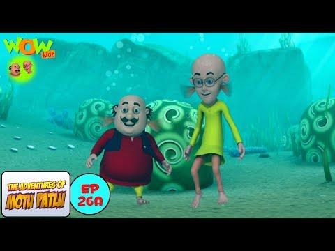 Samudri Khajana - Motu Patlu in Hindi WITH ENGLISH, SPANISH & FRENCH SUBTITLES thumbnail