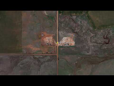 Newfield Exploration Jan Well Site, Kingfisher County, OK (May 2019)