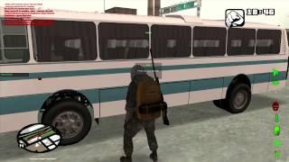 GTA San Andreas - MTA Dayz - Kaiken maailman hackerit!