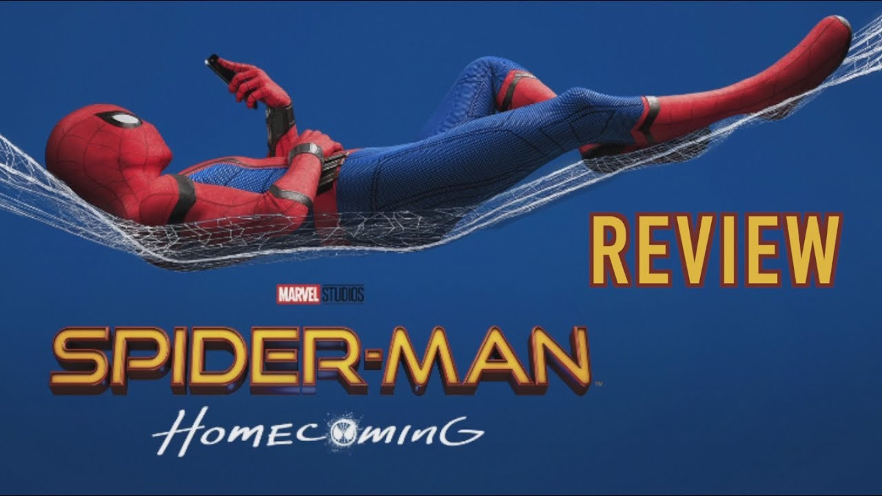 Spider-Man: Homecoming - Movie Review (No Spoilers!!)