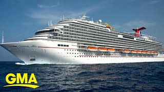 27 vaccinated people on board Carnival Cruise test positive for COVID-19
