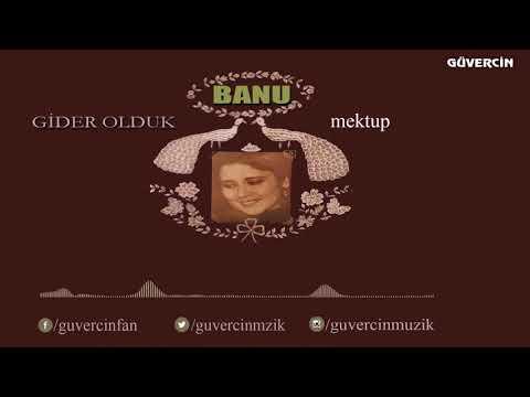 Banu - Mektup [© Güvercin Müzik   Audio]