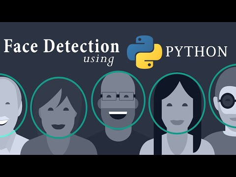 Face Detection Using Python Tutorial in HINDI!!!l  Image Recognition OpenCV thumbnail