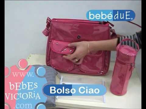 BEBEDUE BOLSO CIAO WWW.BEBES VICTORIA.mpg
