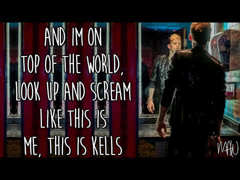 Machine Gun Kelly Ft. Ester Dean - Invincible (With Lyrics)