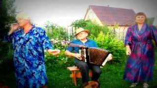Сибирские частушки! Застольные песни. Die sibirischen Limericks! Tischlieder.