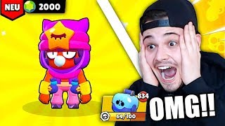 I PULLED SANDY OUT OF A FREE BOX?! Brawl Stars
