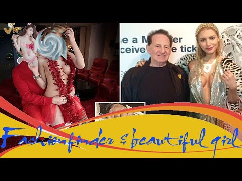 Hot Girl -  Gabi Grecko confirms she's back with Geoffrey Edelsten