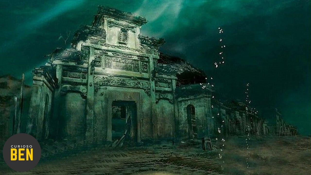 5 ciudades antiguas sumergidas bajo el agua youtube Imagenes de hoteles bajo el agua