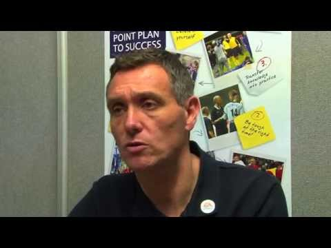 Andre Marriner Interview - Create Your Legacy 2014