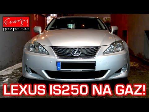 Montaż LPG Lexus IS  2.5 208KM 2006r w Energy Gaz Polska na auto gaz PRINS VSI- 2.0 DI