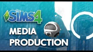 REHBER: Drone & Media Production Yeteneği (Sims 4 Get Famous)
