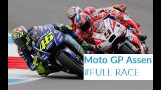 Video MotoGP Assen Full Race 2017 1st Rossi Winner download MP3, 3GP, MP4, WEBM, AVI, FLV Januari 2018