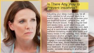 Insomnia Treatment:     Non-Benzodiazepines Ambien, Lunesta & Sonata