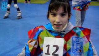 Старты мечты - первые в России соревнования по терапевтическому роллер спорту