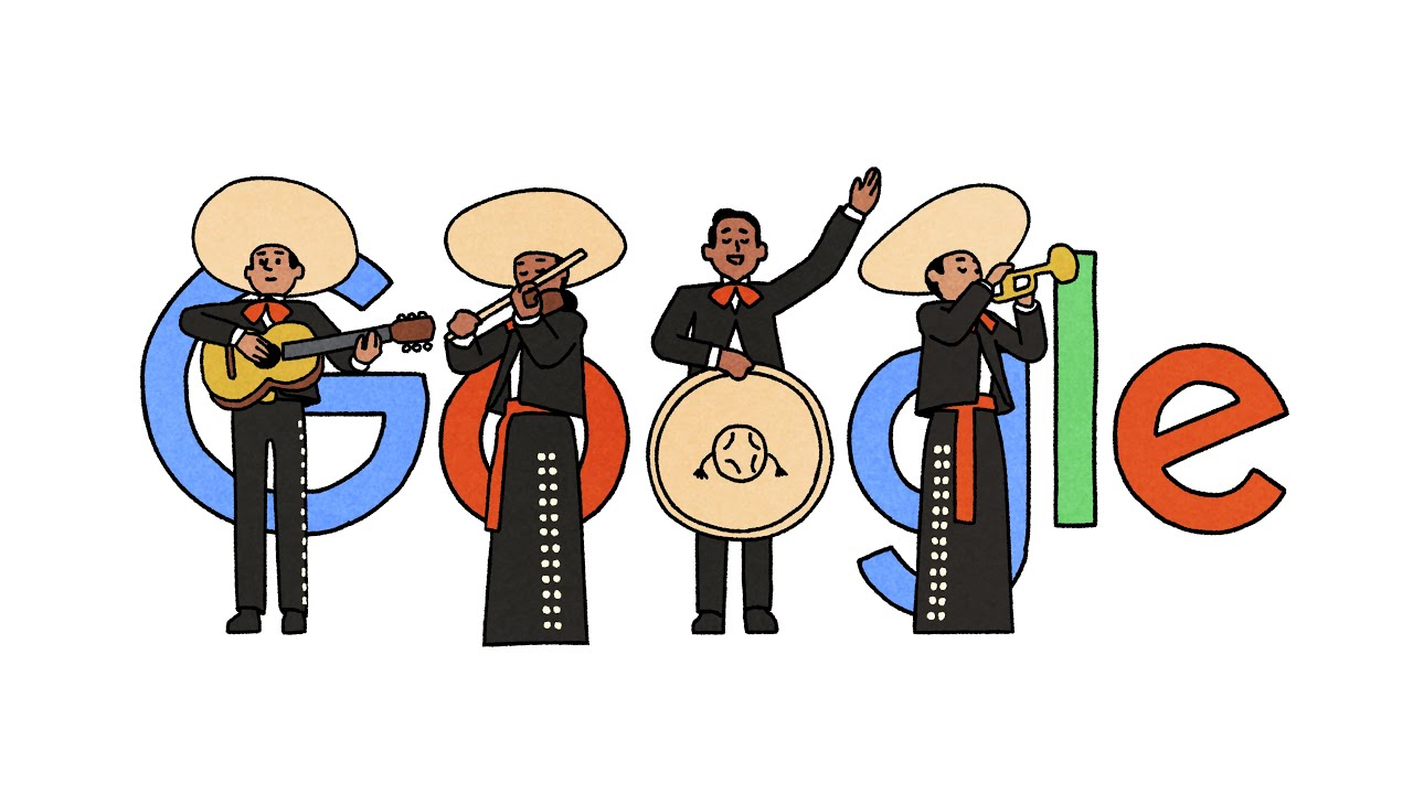 Behind the Doodle: Exclusive Music from Celebrating Mariachi - YouTube
