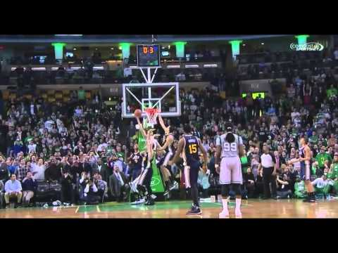 Boston Celtics Buzzer Beaters and Game Winners 2015
