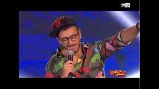 إيكو و صحابو - Eko et ses amis : مهرجان مراكش للضحك - سعد لمجرد و الدقة المراكشية