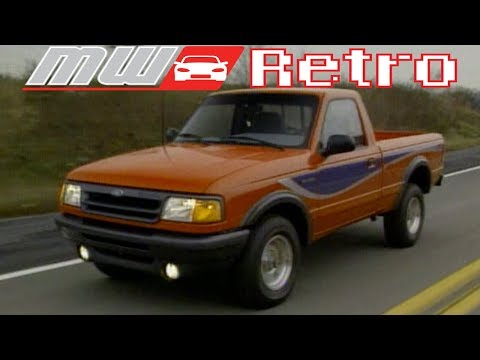 1993 Ford Ranger STX | Retro Review