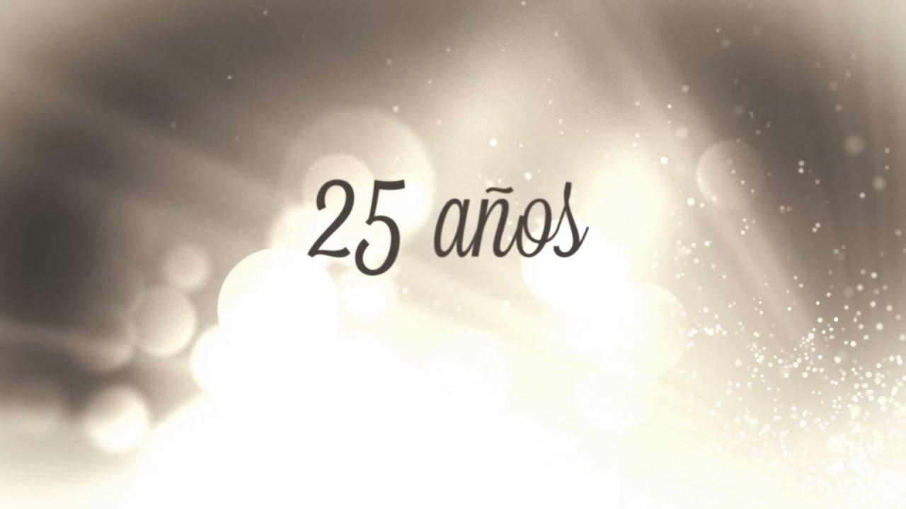 Poemas Para Matrimonio Catolico : 25 años de matrimonio youtube