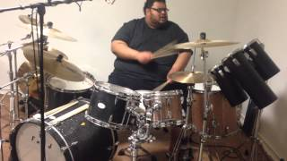 YEARDRUM 115 - drum cover of Beck