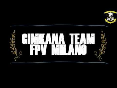 GIMKANA TEAM FPV MILANO - - s800 sky shadow - Old dam in Italy