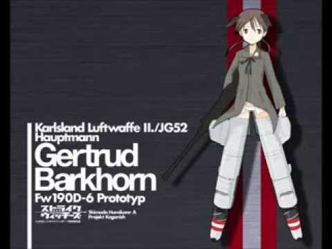 Gertrud Barkhorn - I believe
