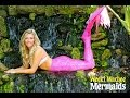 """""""Tail Mail"""" with Weeki Wachee Mermaid Crystal from McKenna in Park Rapids, MN"""