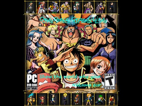 [LF-GAME] LF Onepiece Grandworld + Download