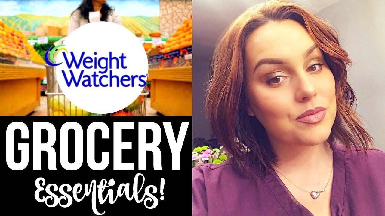 GROCERY HAUL / WEIGHT WATCHERS / POINTS PLUS / ITRACKBITES / DANIELA DIARIES