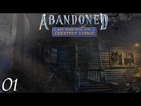 Abandoned - Das Geheimnis von Chestnut Lodge 01 (PC, Hidden Object, German)