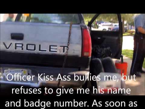 Kansas City,Ks and Mission, Ks Bully Cops