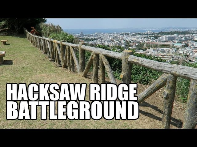 Playerunknown S Battlegrounds Maps Loot Maps Pictures: The Real Hacksaw Ridge Battleground Today