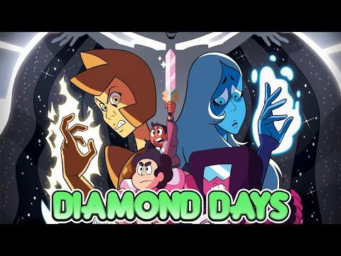 SU Hiatus Over! New Steven Universe: Diamond Days December Event!