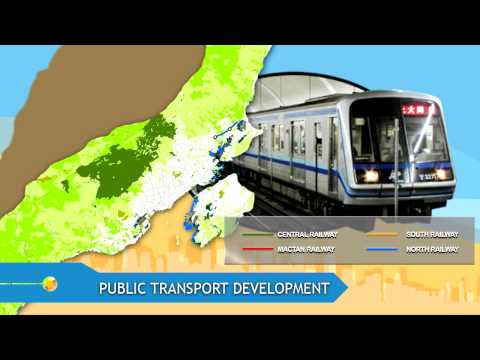 Mega Cebu making W.A.V.E.S! Roadmap for Sustainable Urban Development in Metro Cebu (Short version)