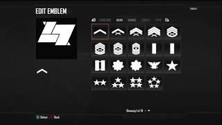 [Sick!] L7 Sniping | Black Ops 2 Emblem Tutorial