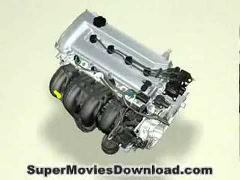 exactly how a car engine works 3d animation
