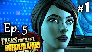 TALES FROM THE BORDERLANDS Episode 5 #1 Vault of the Traveler ★ pc let