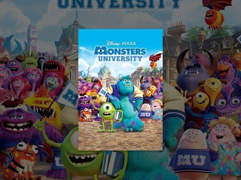 Университет монстров смотреть онлайн мультфильм
